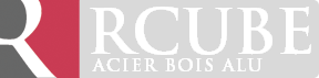 RCUBE – Artisans menuisiers Lyon – Acier, bois, aluminium